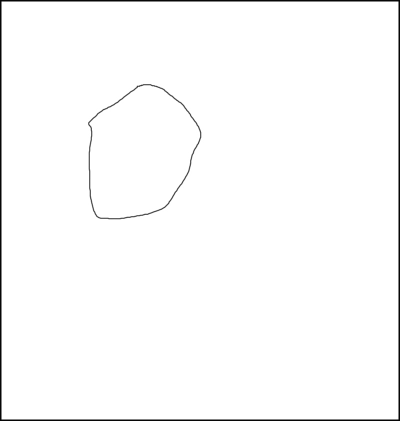 It is easy to draw your own rock pattern if you follow for Easy to draw earth