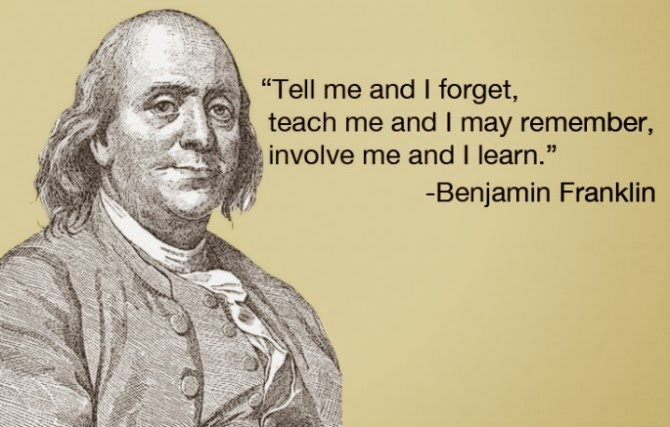 Benjamin Franklin Quotes 2015