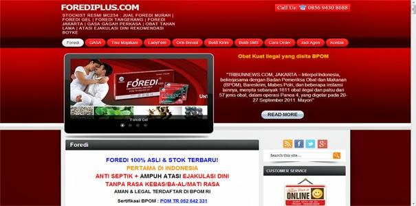 polisi online, herbal