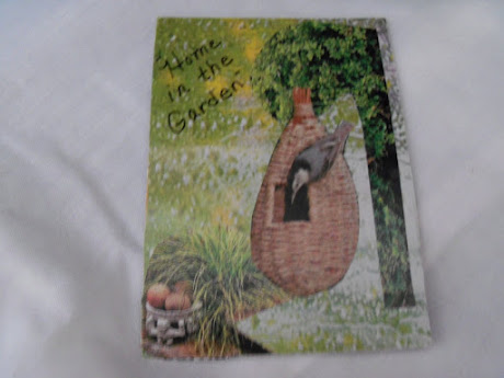 In the Garden Artist Trading Cards 1/3