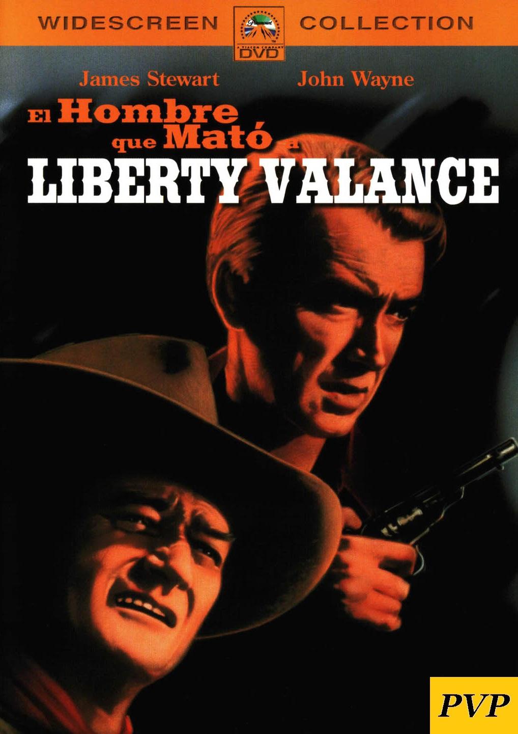 Resultado de imagen para el hombre que mat� a liberty valance