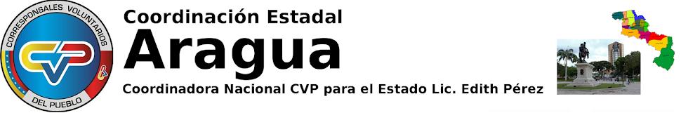 CVP Estado Aragua