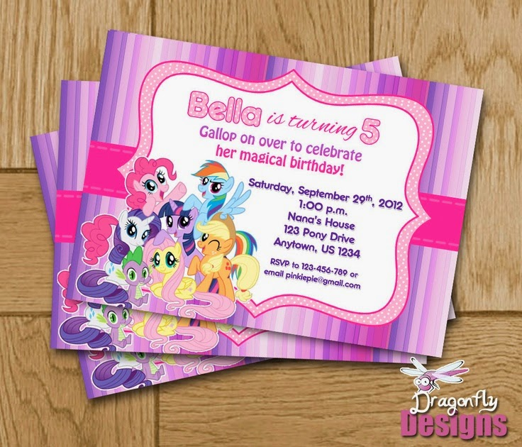 Decoración de Fiestas Infantiles de My Little Pony : Fiestas ...