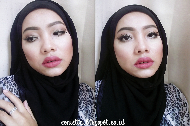 How To Get Kylie Jenner Lipstick Colour Conietta Cimund Lipstik Oh Ya Aku Juga Sedikit Menirukan Makeup Ala Dengan Alis Yang Naik Brown Eyeshadow Serta Shading Rahang Kuat Gimana Udah Mirip