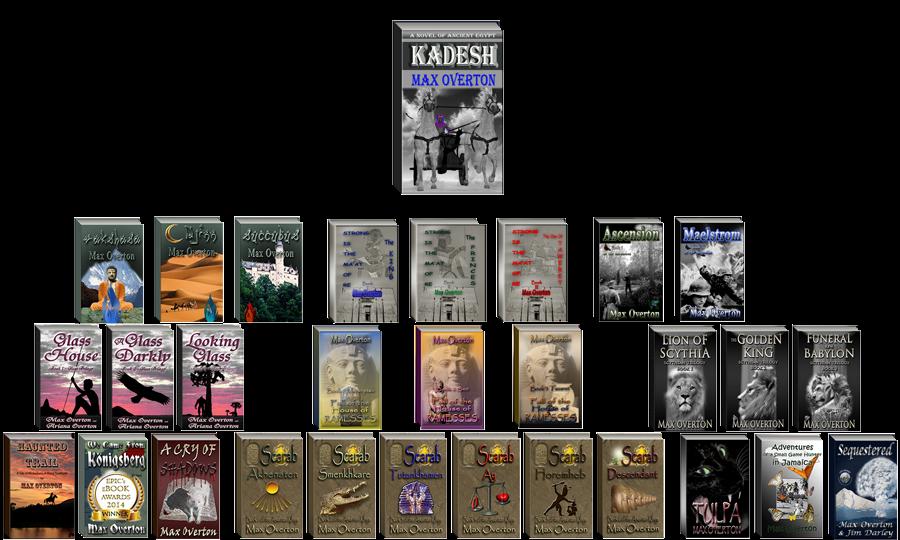 Max's Books