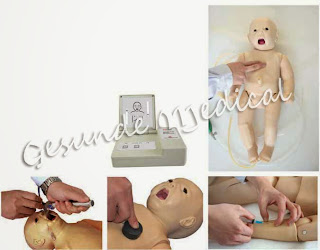 harga manekin ACLS neonatal training