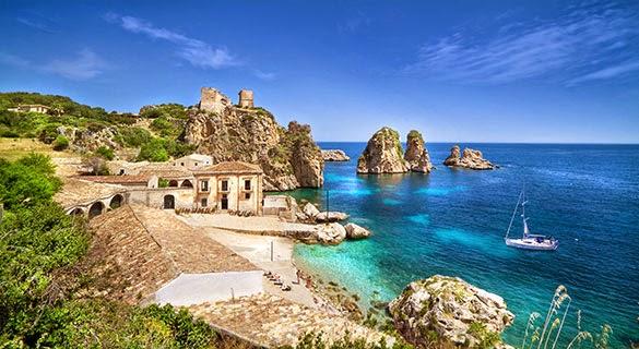 جزيرة صقلية الإيطالية الساحرة