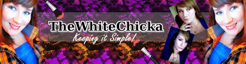 welcome to thewhitechicka blog