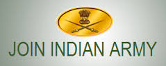 Indian Army recrutiment