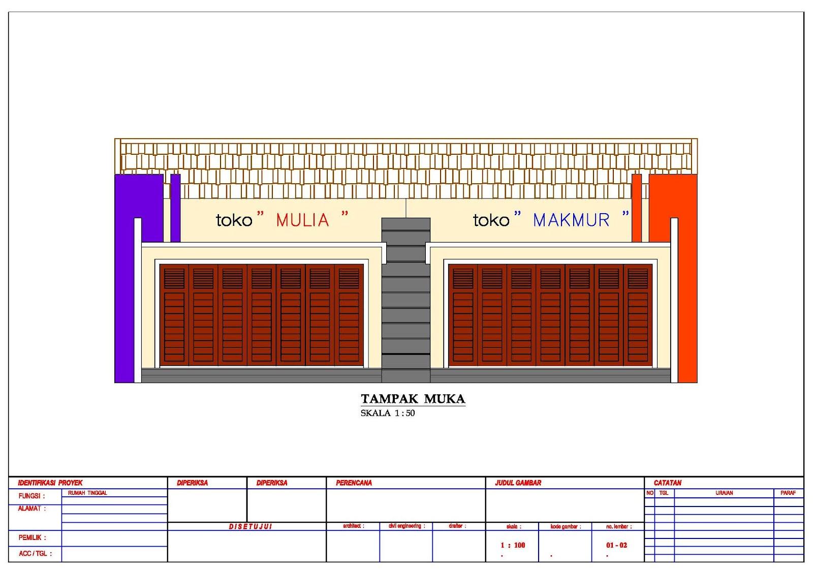 model rumah minimalis toko bunglo setingkat rumah banglo tingkat untuk ...