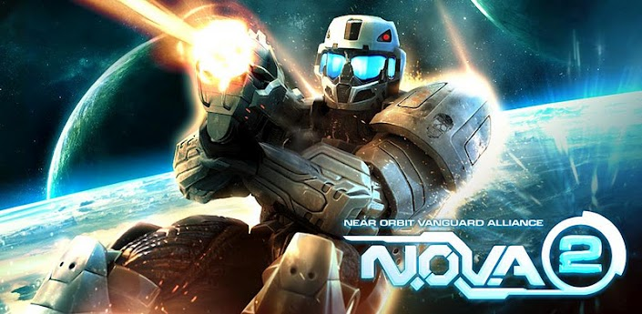 NOVA 2 HD qvga apk & sd files: Android hd games apk & sd data for qvga
