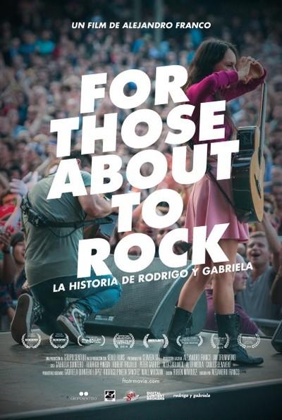 For Those About to Rock: Rodrigo y Gabriela pelicula online