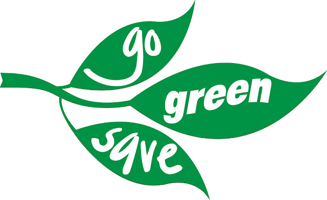 go green logo color