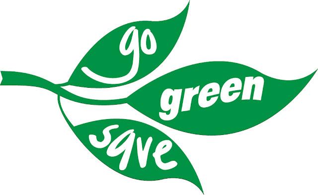 go green logo color