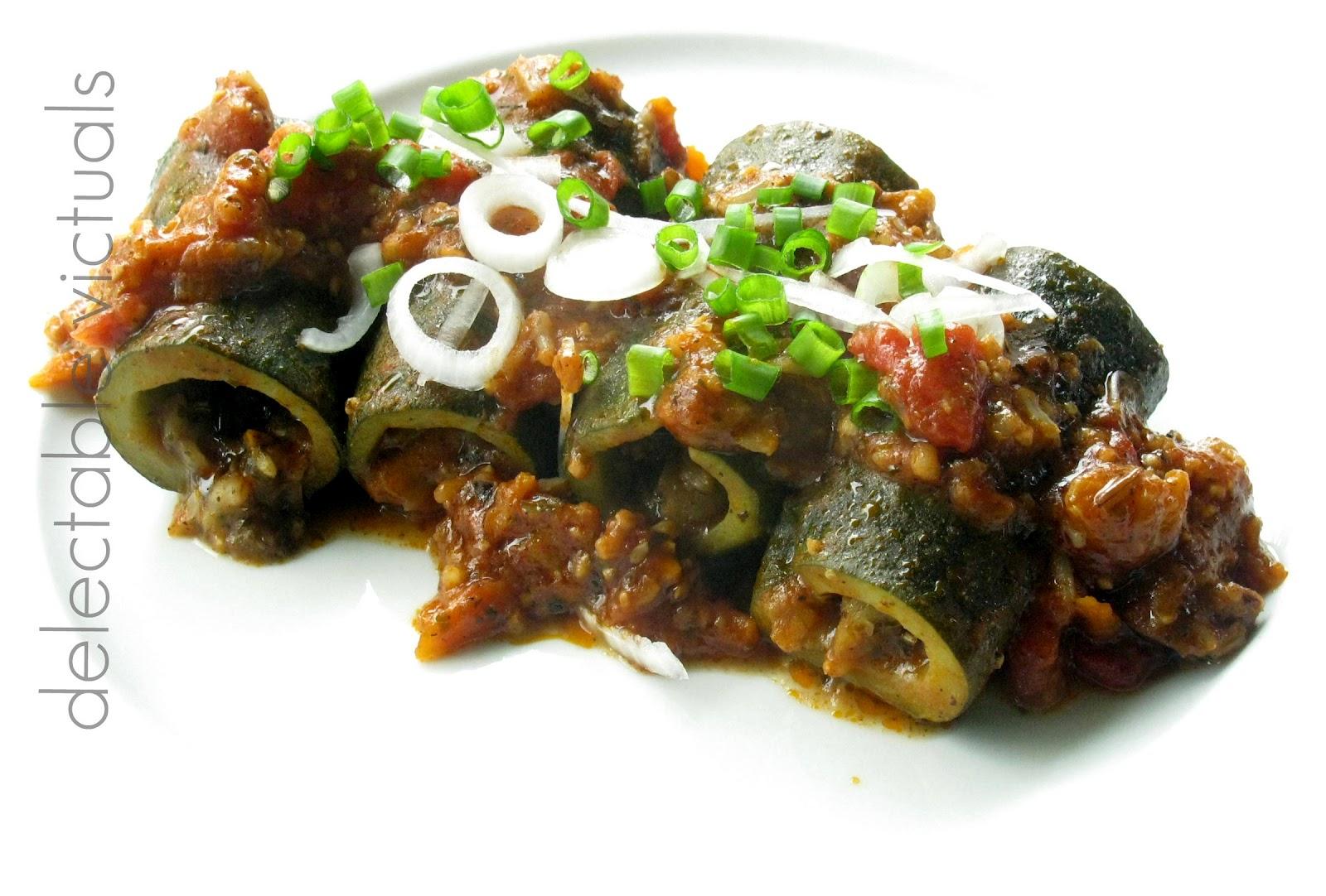 koussa nahshi zucchini mihshi