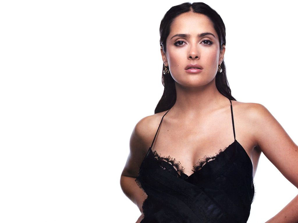 Actress gallery picture: Salma Hayek Hollywood Star Fresh