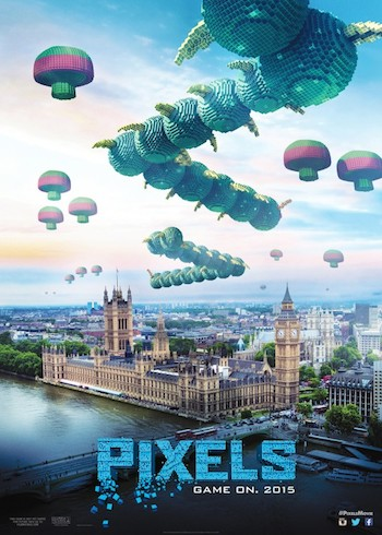Pixels (2015) Full Movie