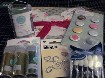 BLOG CANDY PACKAGE (Hero Mail Blog Hop)