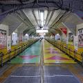 飯田橋駅西口,駅構内通路〈著作権フリー無料画像〉Free Stock Photos