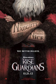 El origen de los Guardianes (Rise of the Guardians) (2012)
