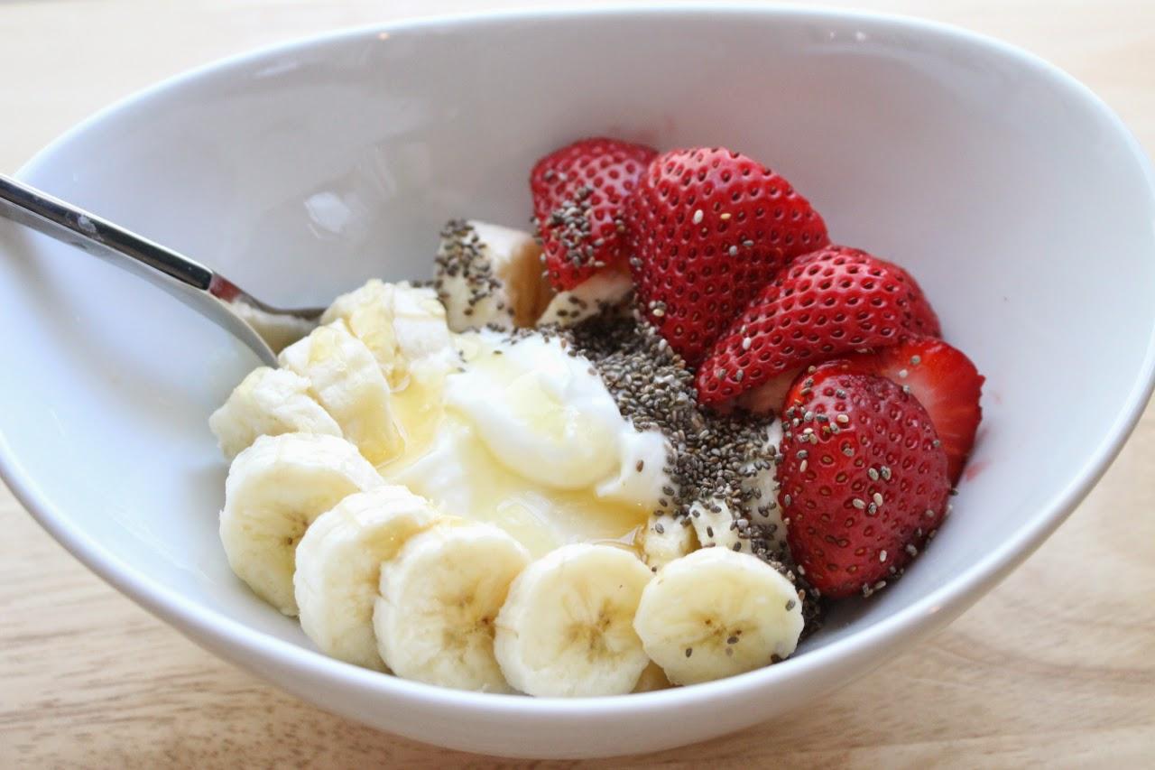 Protein Packed Yogurt Breakfast Bowl