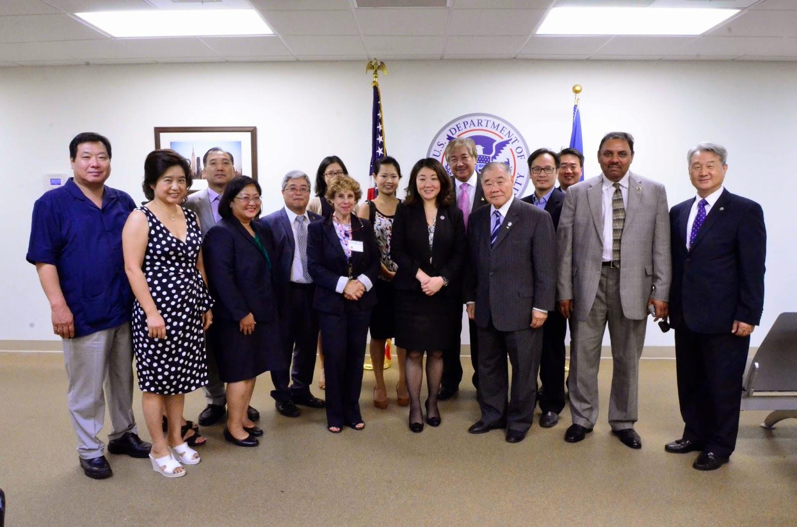 미국이민국 최초의 한국어 참여 행사 개최