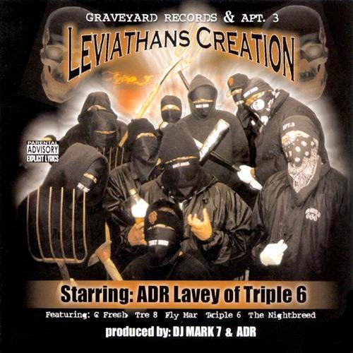 ADR * Adr Lavey - Leviathans Creation