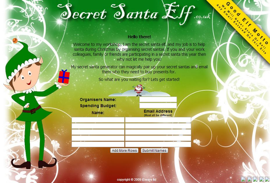 Summary Free Secret Santa Generator The Easy Way To Organise