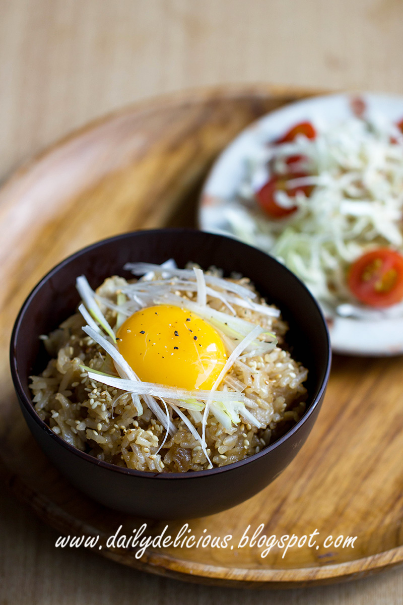 how to make a delicious fried rice