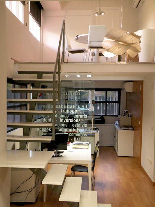 Gemdesign for Catalana occidente oficinas