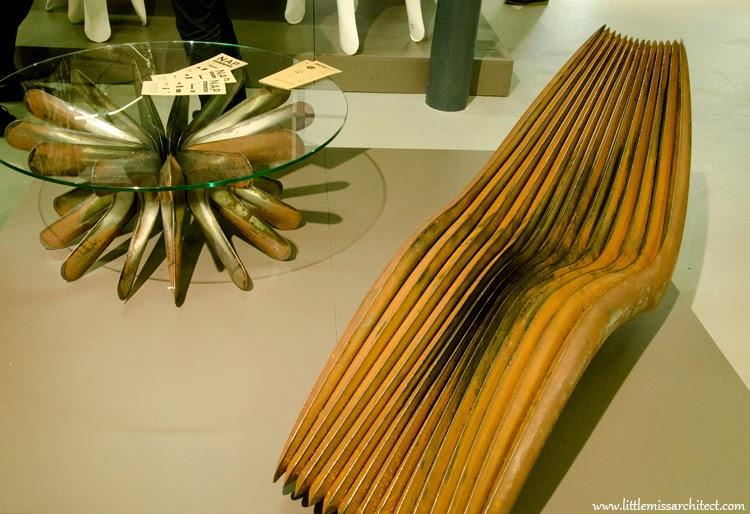 Zięta furniture, Plopp stool, Oskar Zieta, inflated steel furniture