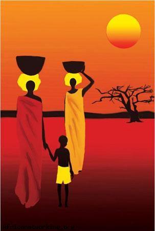 Pintura Africana