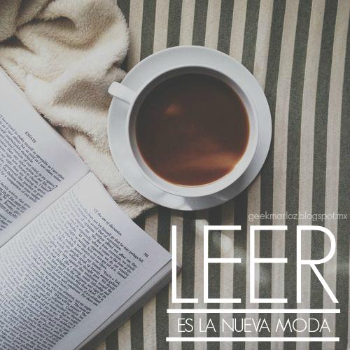 Leer está de moda