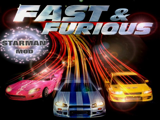GTA Vice City - Fast & Furious Mod Game Poster | GTA Vice City - Fast & Furious Mod Game Cover