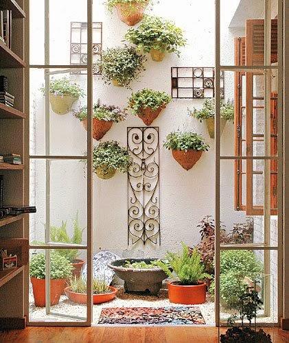 decoracao para jardim de inverno: de Inverno – Várias soluções para este dilema de decoração