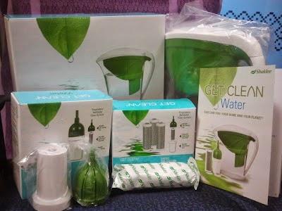 GET CLEAN WATER