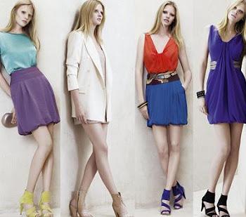 Moda Primavera 2011 en ZARA.