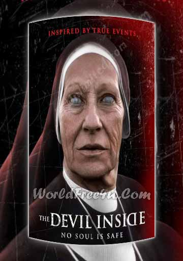Poster Of The Devil Inside (2012) In Hindi English Dual Audio 300MB Compressed Small Size Pc Movie Free Download Only At World4ufree.Org