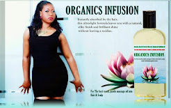 organics infusion hair care