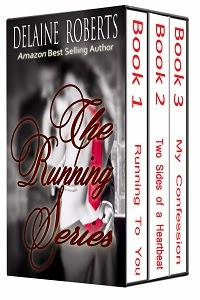 Click to Amazon Running Series Box Set