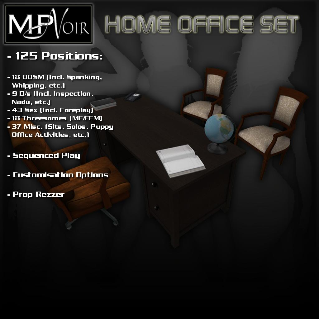 mp noir bedroom secrets home office set reviewer edvard taurion