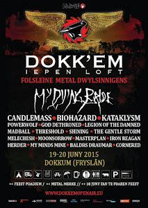 DOKK'EM OPEN AIR 2015