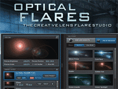 After Effects Plugins - Video Copilot Optical Flares + Pro Presets 2