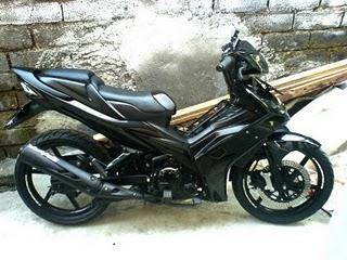 Yamaha JUPITER MX modification