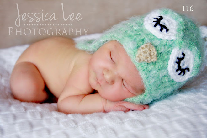 Darling Baby Owl Hat