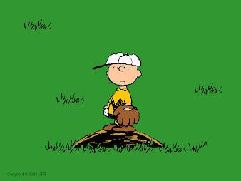 #9 Charlie Brown Wallpaper