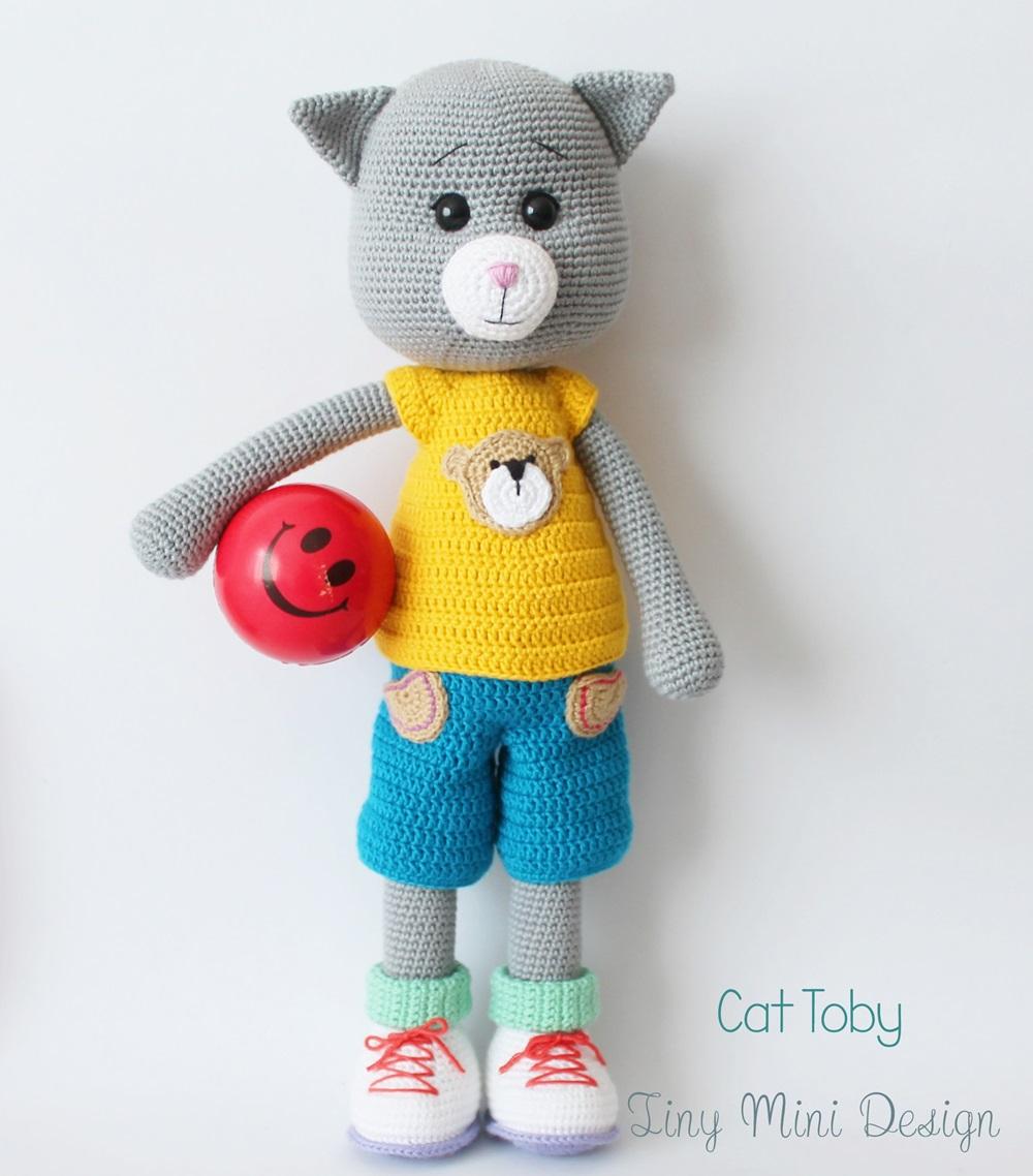 Amigurumi Zurafa : Amigurumi Gallery - Tiny Mini Design