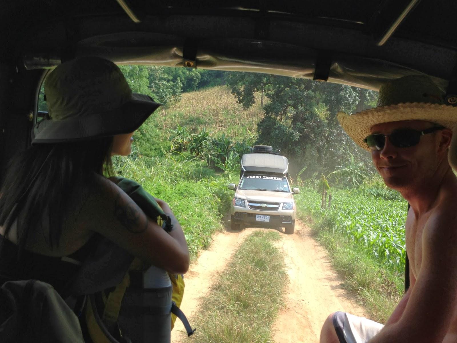 north-thailand-jungle-dirt-road-jumbo-trekker