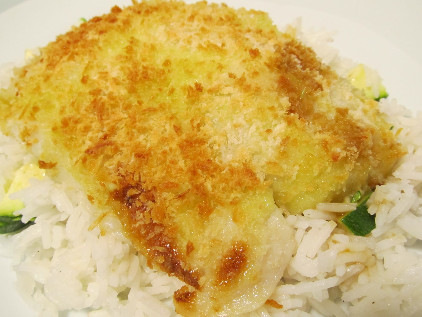 crispy baked coconut crusted tilapia recipes dishmaps tilapia baked ...