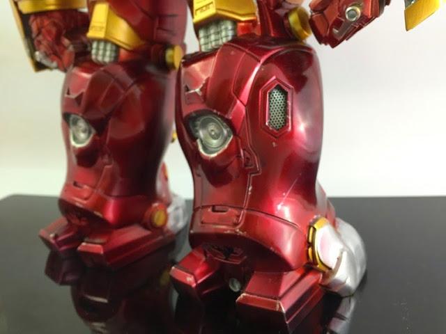 modeler hulkbuster marvel figure